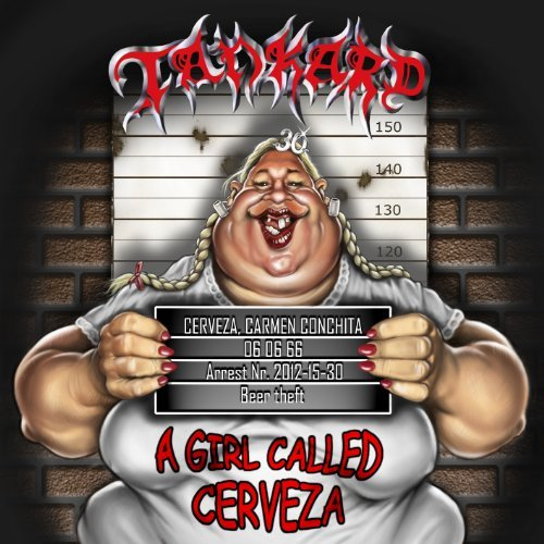 Tankard Girl Called Cerveza
