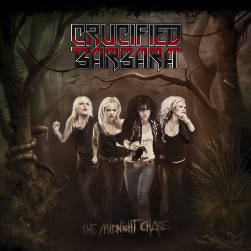 Crucified Barbara Midnight Chase
