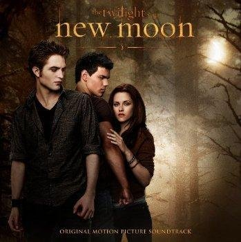 Twilight New Moon Soundtrack Deluxe Edition (cd & Dvd)