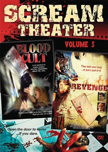 Vol. 5 Blood Cult Revenge Scream Theater Double Feature Nr