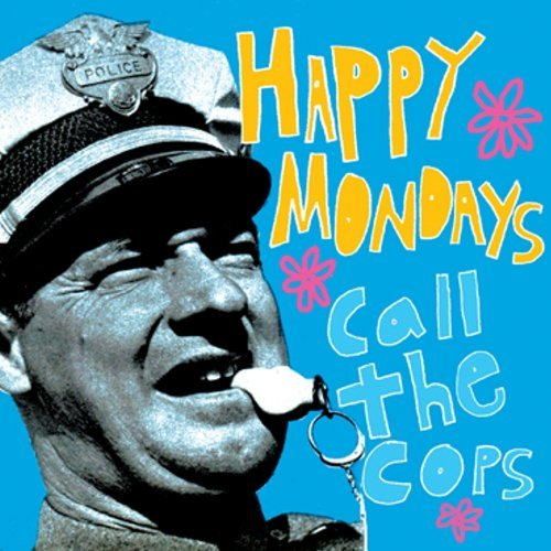 Happy Mondays Call The Cops Live In New York Import Gbr
