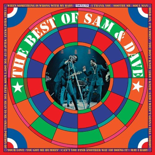 Sam & Dave Best Of Sam & Dave 180gm Vinyl