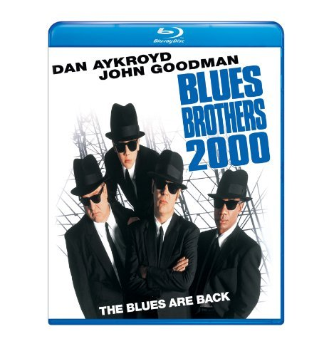 Blues Brothers 2000 Aykroyd Goodman Badu Blu Ray Ws Pg13