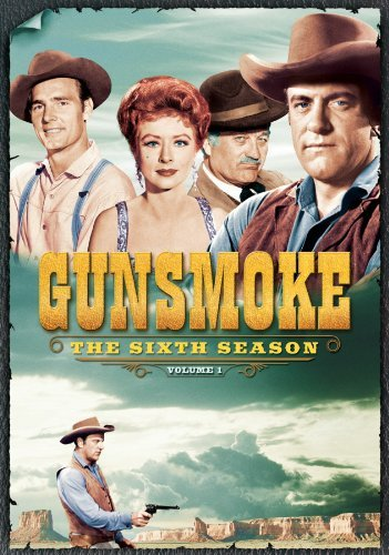Gunsmoke Season 6 Volume 1 DVD Gunsmoke Vol. 1 Season 6