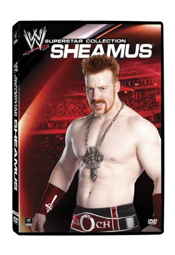Superstar Collection Sheamus Wwe Tvpg