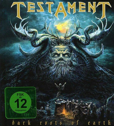 Testament Dark Roots Of Earth Import Arg Import Eu