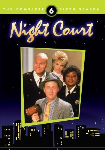 Night Court Season 6 DVD Mod This Item Is Made On Demand Could Take 2 3 Weeks For Delivery