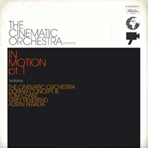 Cinematic Orchestra In Motion #1 Digipak