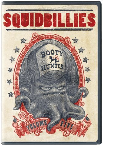 Squidbillies Volume 5 DVD