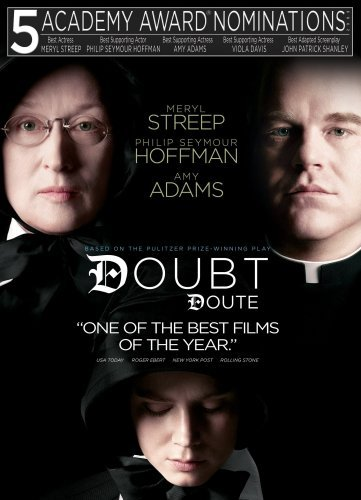 Doubt Streep Hoffman English French Language Version