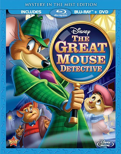 Great Mouse Detective Great Mouse Detective Blu Ray Ws Special Ed. Great Mouse Detective
