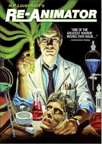 Re Animator (1985) Combs Abbott Crampton Ws R