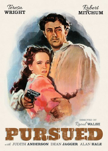 Pursued (1947) Mitchum Wright Bw Nr
