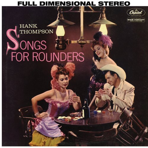 Hank Thompson Songs For Rounders 160gm Vinyl