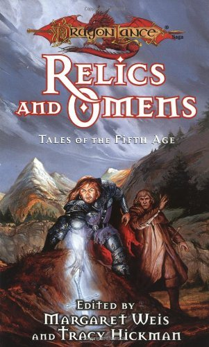 Margaret Weis Relics & Omens (dragonlance Tales Of The Fifth A