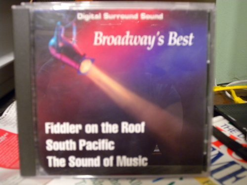 Broadway's Best Fiddler On The Roof South Pacific Sound Of Music