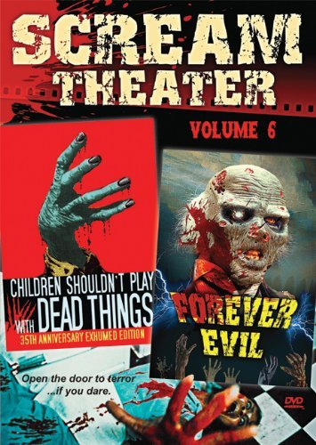 Vol. 6 Children Shouldn't Play Scream Theater Double Feature Pg