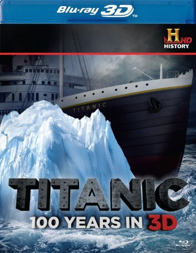 Titanic 3 D Not The James Cameron Movie Ws Blu Ray Nr