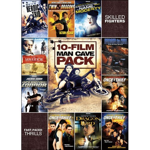 10 Movie Man Cave Action Marti 10 Movie Man Cave Action Marti Ws Nr 2 DVD