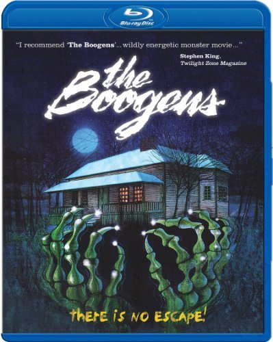 Boogens (1981) Balding Mccarren Martin Blu Ray Ws Special Ed. R
