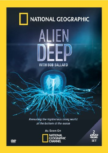 Alien Deep With Bob Ballard National Geographic Tvpg 2 DVD