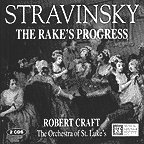 I. Stravinsky Rake's Progress