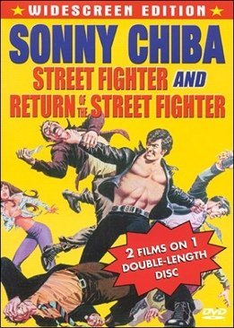 Street Fighter Return Of The Street Fighter Double Feature