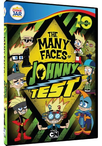 Many Faces Of Johnny Test Many Faces Of Johnny Test G