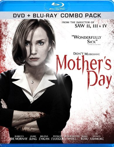 Mother's Day (2011) Demornay King Evigan Blu Ray Ws R Incl. DVD
