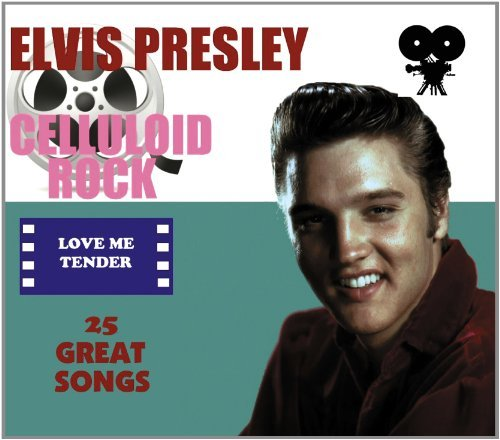 Elvis Presley Celluloid Rock Love Me Tender