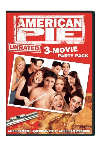 American Pie Unrated 3 Movie Collection DVD Ur