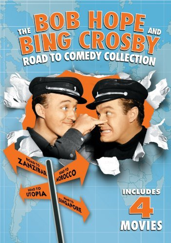 Road To Comedy Collection Hope Crosby Nr 4 On 2