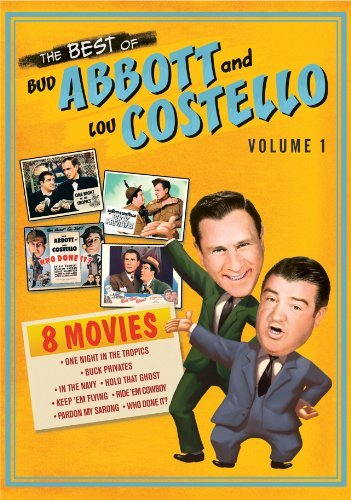 Vol. 1 Best Of Bud Abbott & Lo Abbott Costello Nr 8 On 4