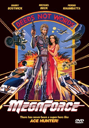 Megaforce Bostwick Beck Khambatta Aws Nr