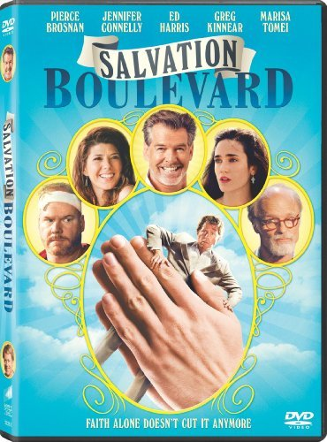 Salvation Boulevard Brosnan Connelly Kinnear Tomei Aws R