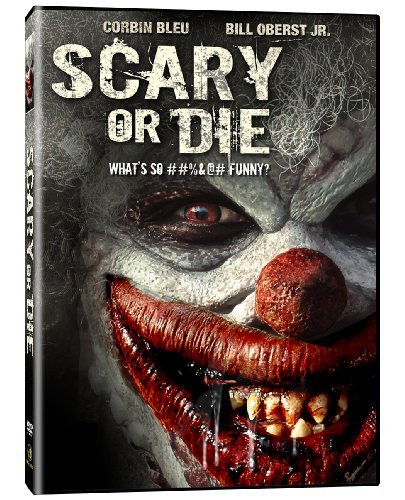 Scary Or Die Bleu Moore Oberst Jr. Nr
