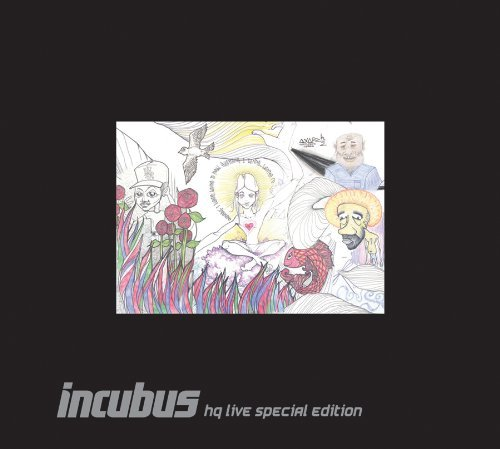 Incubus Hq Live Special Edition (2cd D Special Ed. 2 CD Incl. DVD