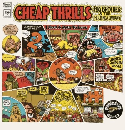 Big Brother & The Holding Comp Cheap Thrills