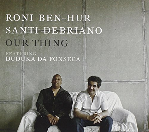 Roni & Santi Debriano Ben Hur Our Thing Digipak