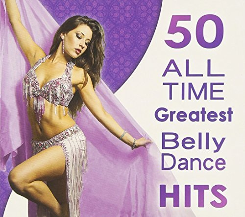 50 All Time Greatest Bellydanc 50 All Time Greatest Bellydanc 2 CD Digipak