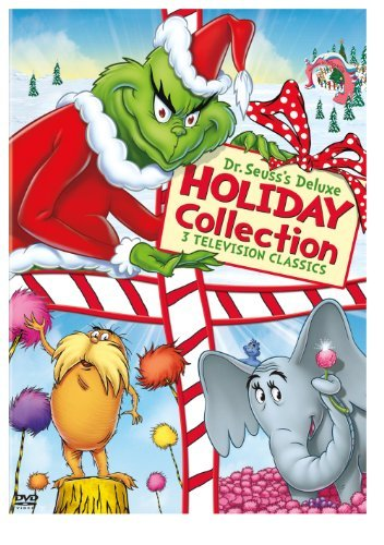 Dr. Seuss's Deluxe Holiday Col Dr. Seuss's Deluxe Holiday Col Nr 3 DVD