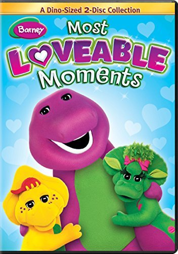 Most Loveable Moments Barney Nr 2 DVD