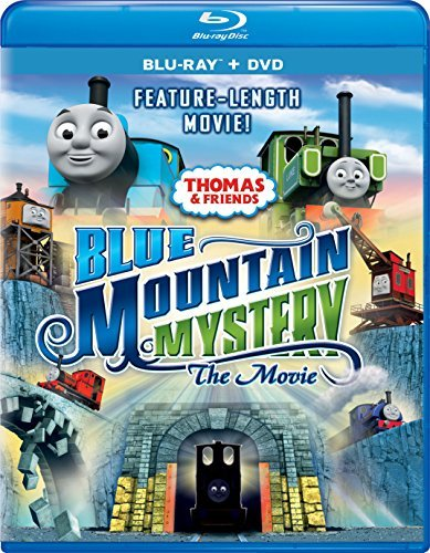 Blue Mountain Mystery The Movi Thomas & Friends Nr Incl. DVD