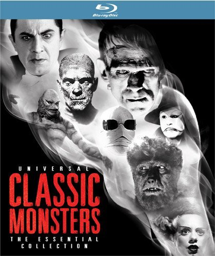 Universal Classic Monsters Universal Classic Monsters Es Blu Ray Ws Nr 8 Br
