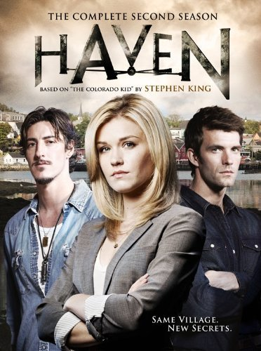 Haven Season 2 DVD