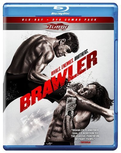Brawler Grubbs Senter James Blu Ray Ws R Incl. DVD