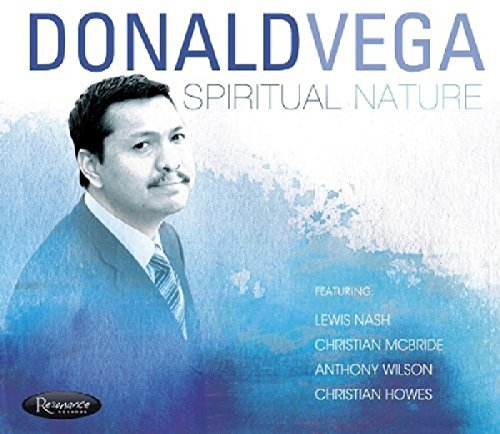 Donald Vega Spiritual Nature Digipak