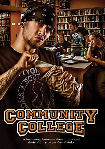 Community College Bower Schwart Cronin Lars Mean Nr