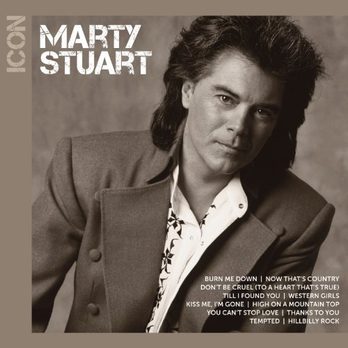 Marty Stuart Icon
