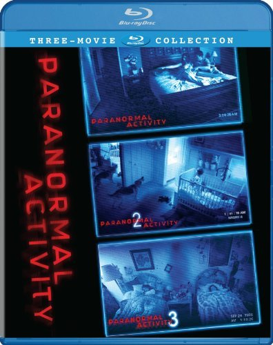 Paranormal Activity Trilogy Paranormal Activity Trilogy Blu Ray R Ws
